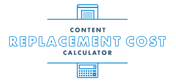 Content Replacement Calculator