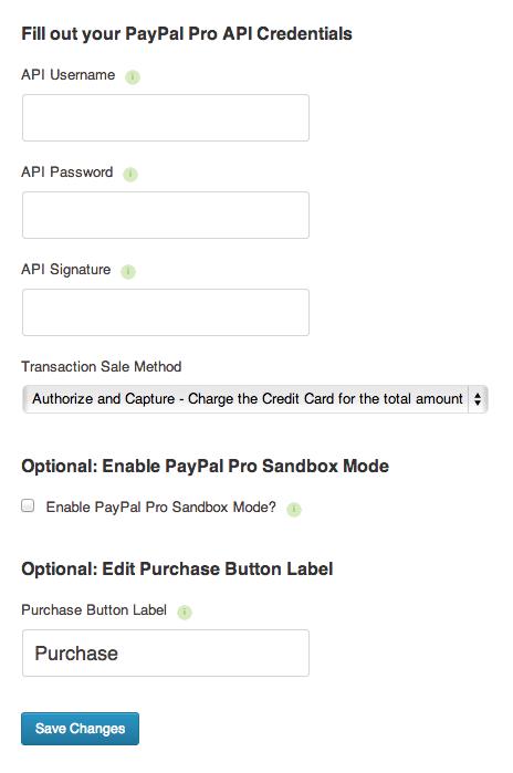 PayPal Pro | iThemes