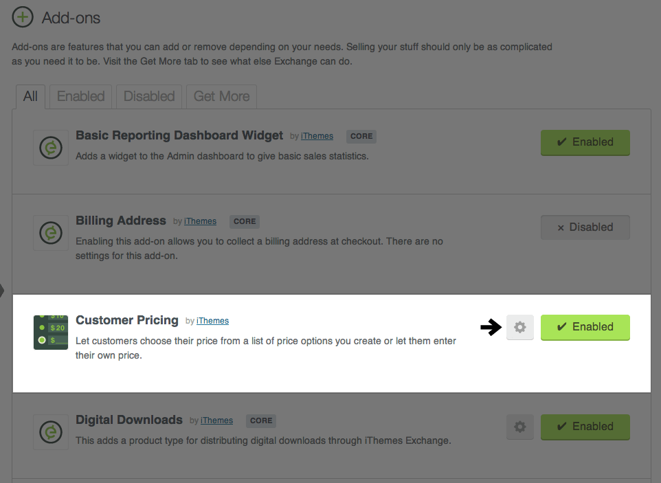 customer-pricing-settings