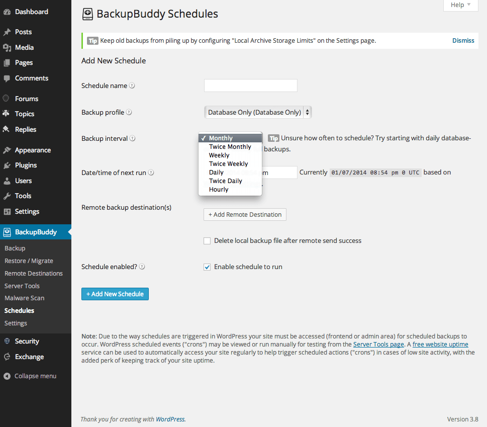 backupbuddy-scheduling