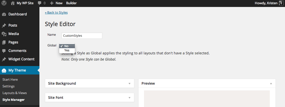Global-Style