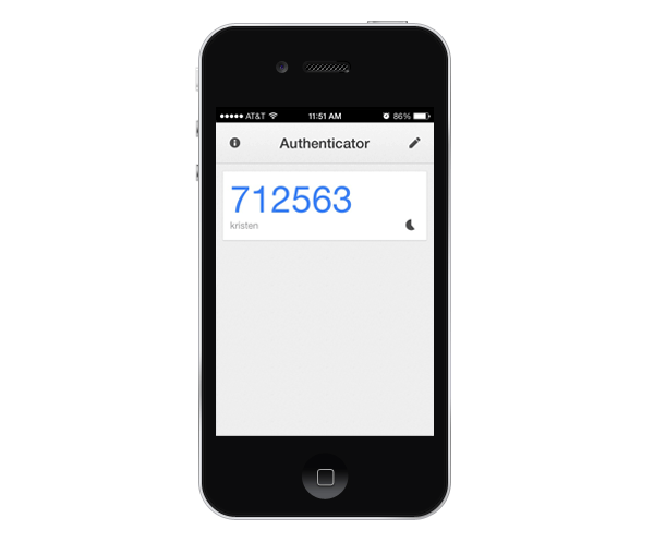 google-authenticator-code