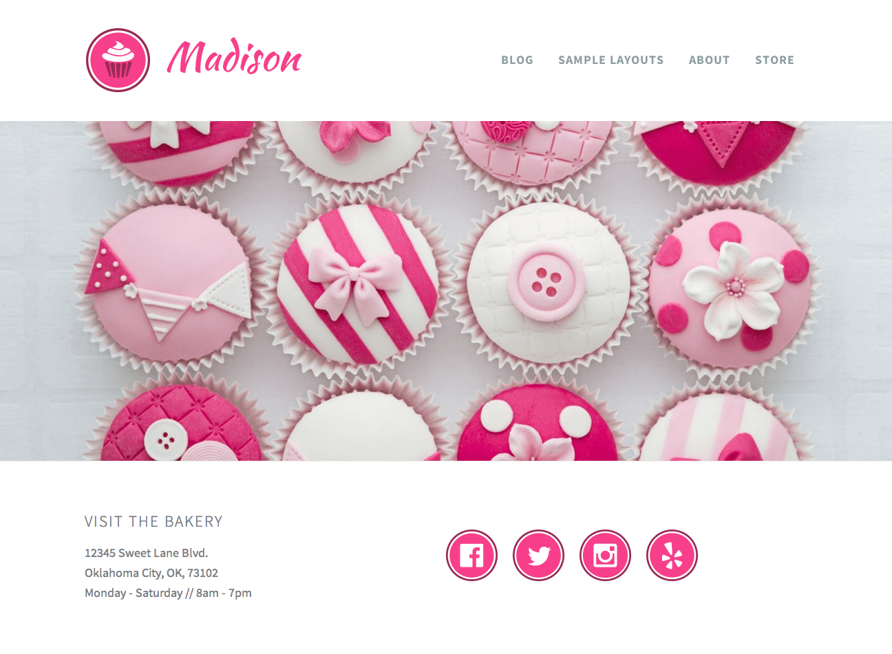 wordpress-bakery-cupcake-site