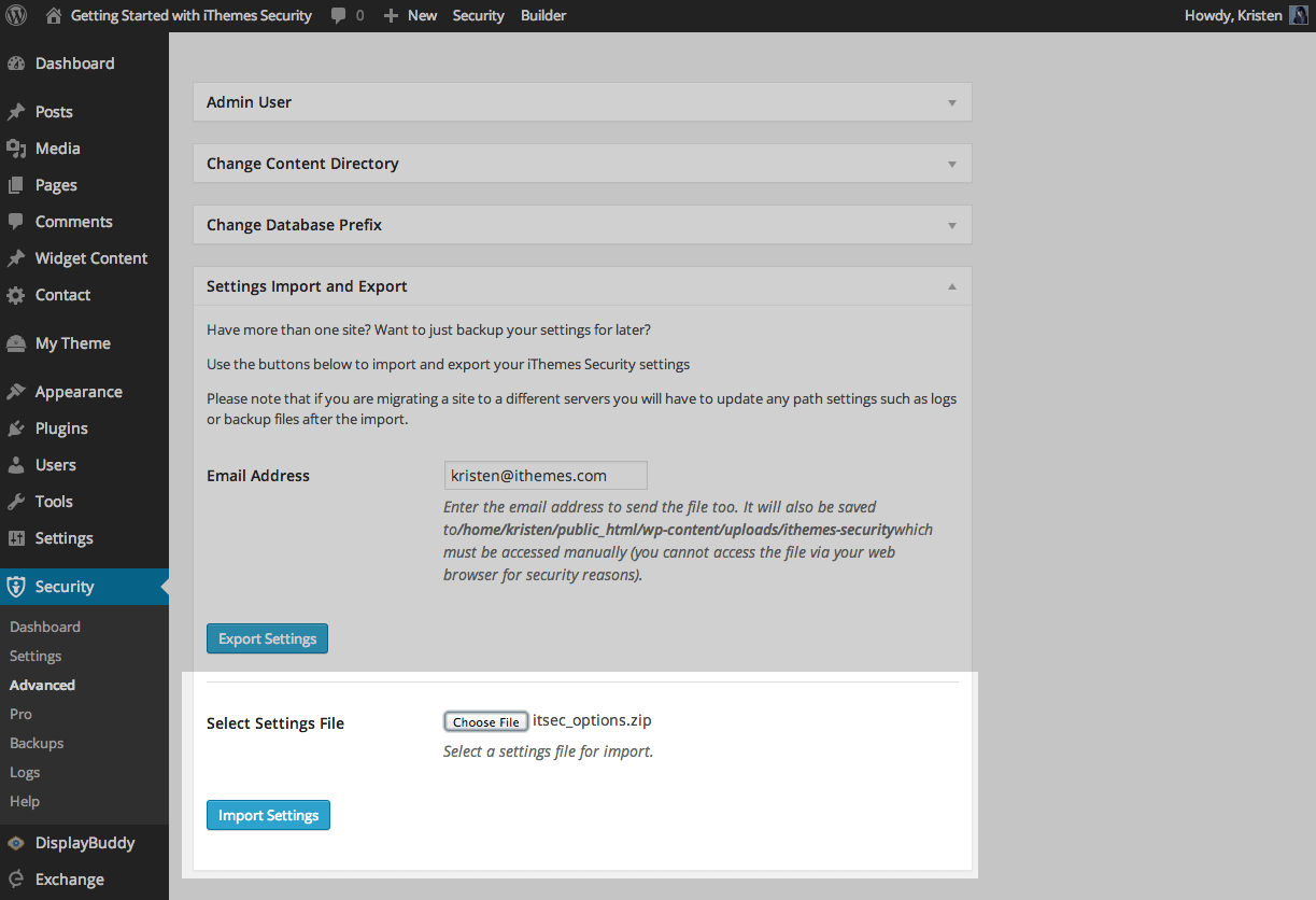 ithemes-security-settings-import