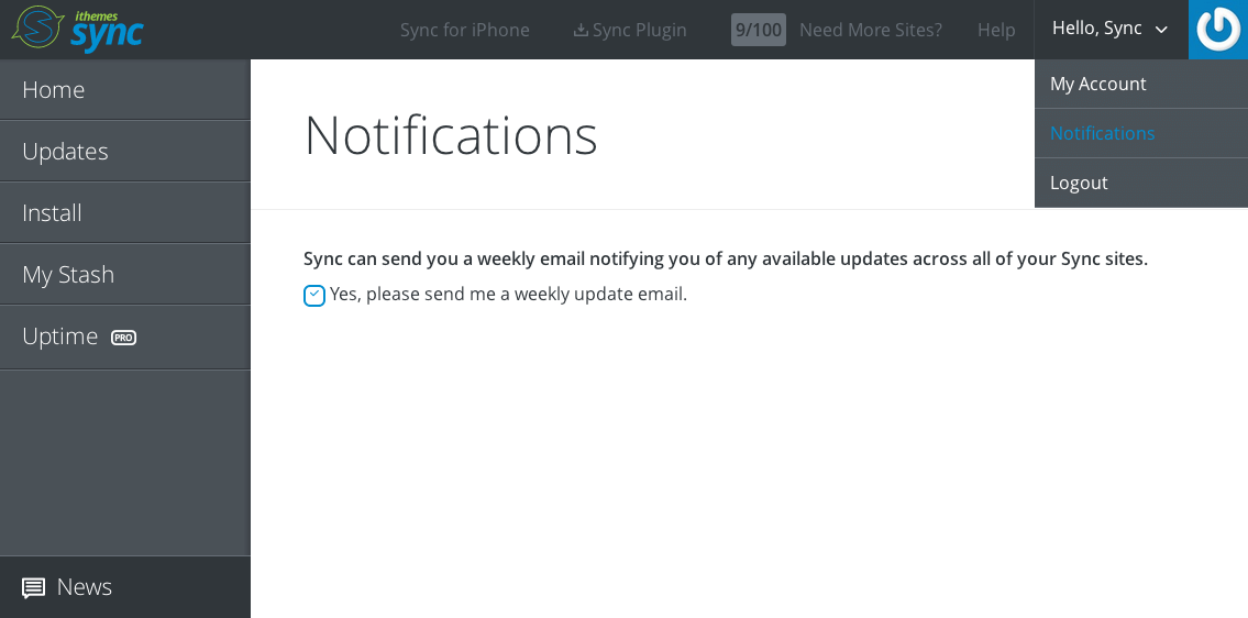 sync-email-notifications