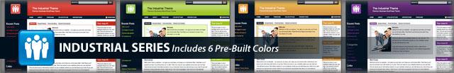 business wordpress theme series