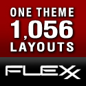 Flexx WP Blog Theme