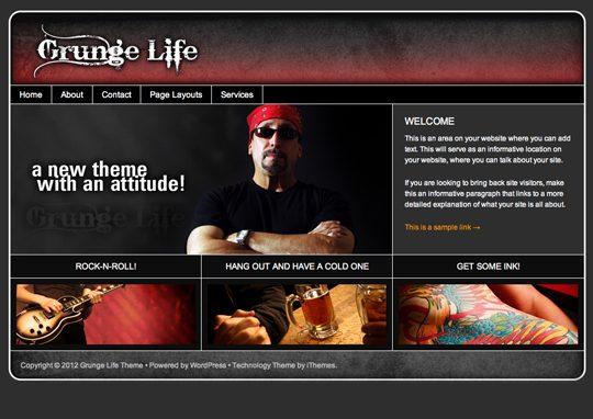 life-grunge