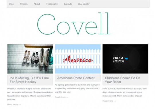 covell