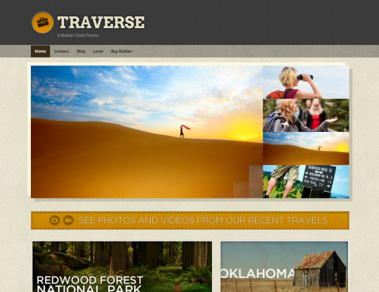 traverse screenshot