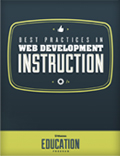 download free ebook: Best Practices in Web Development Instruction