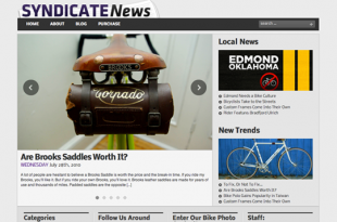 Syndicate News Theme