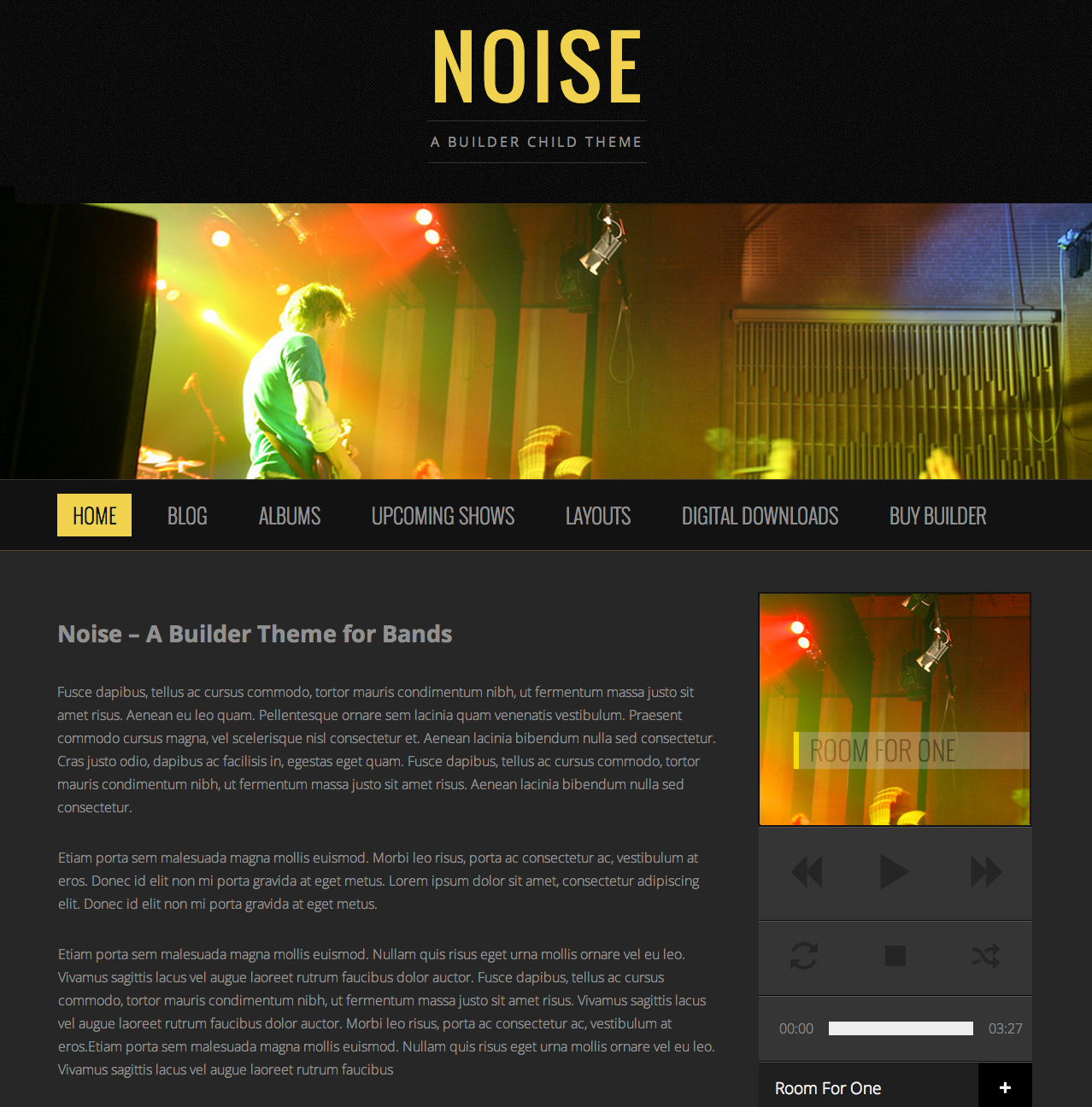 noise-post