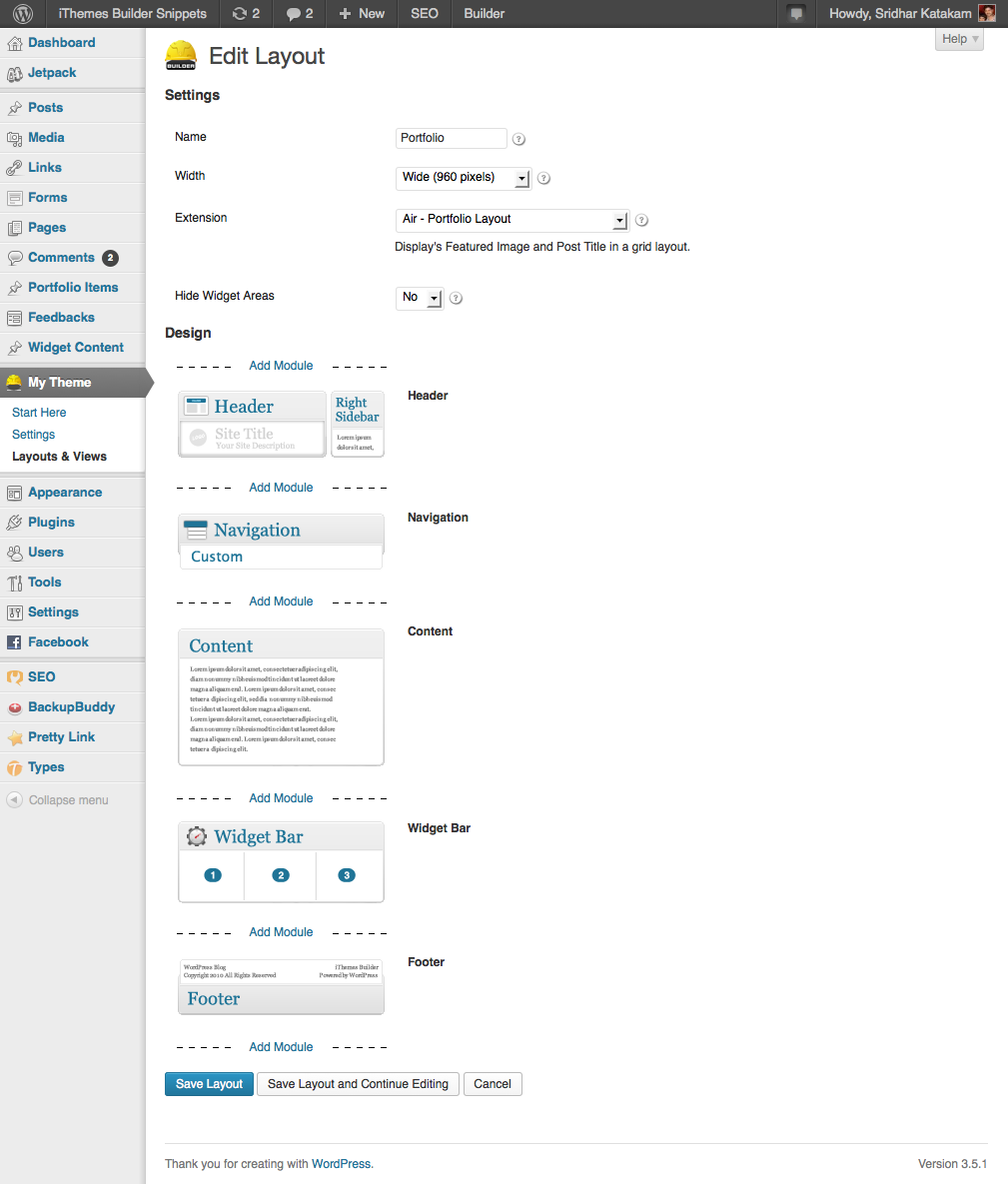 Manage Layouts and Views ‹ iThemes Builder Snippets — WordPress 2013-05-03 23-39-18