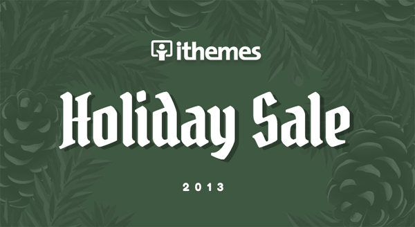 iThemes Holiday Sale