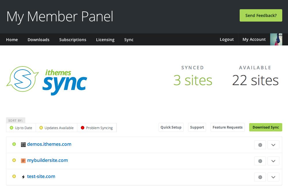 sync-dashboard