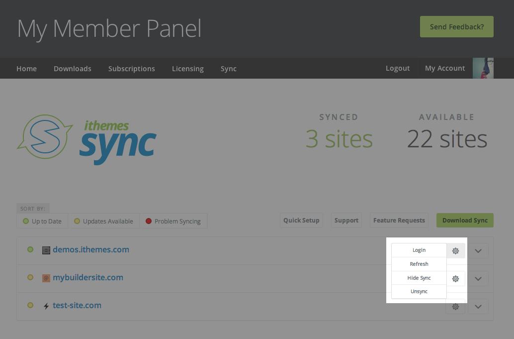 sync-settings