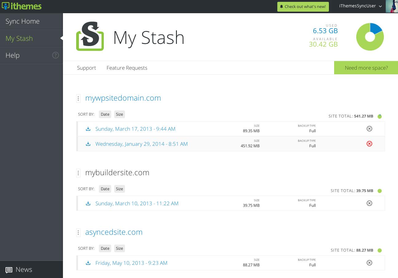 stash-sync