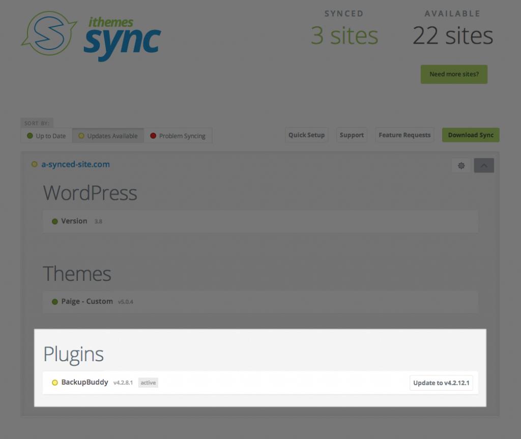 sync-backupbuddy-update