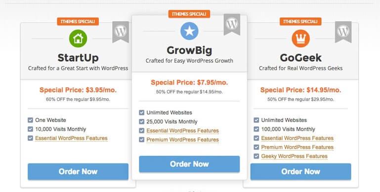 SiteGround Partnership Pricing