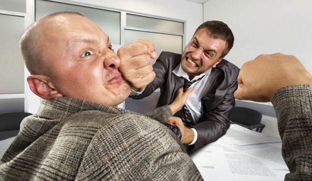 how to deal with client conflict and project problems