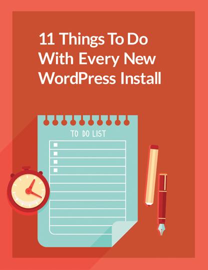 11-things-wordpress-install