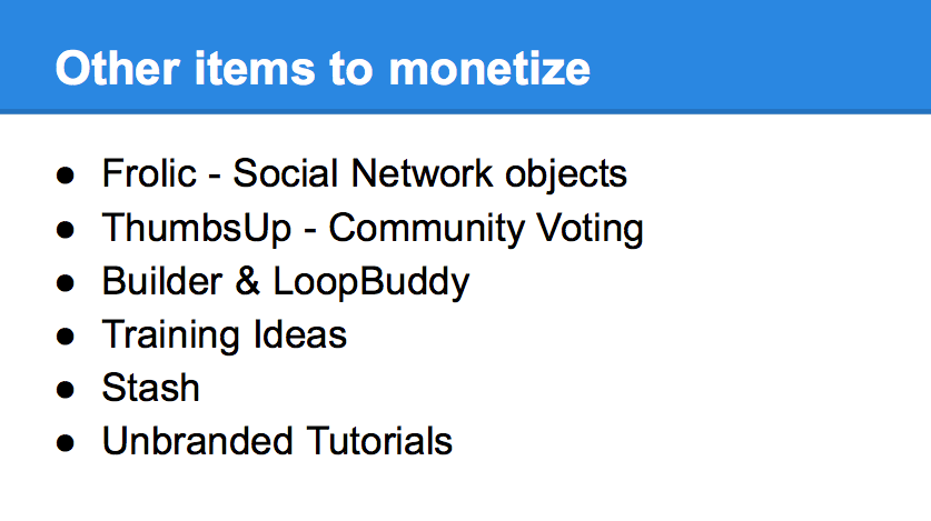 Other way to monetize iThemes products