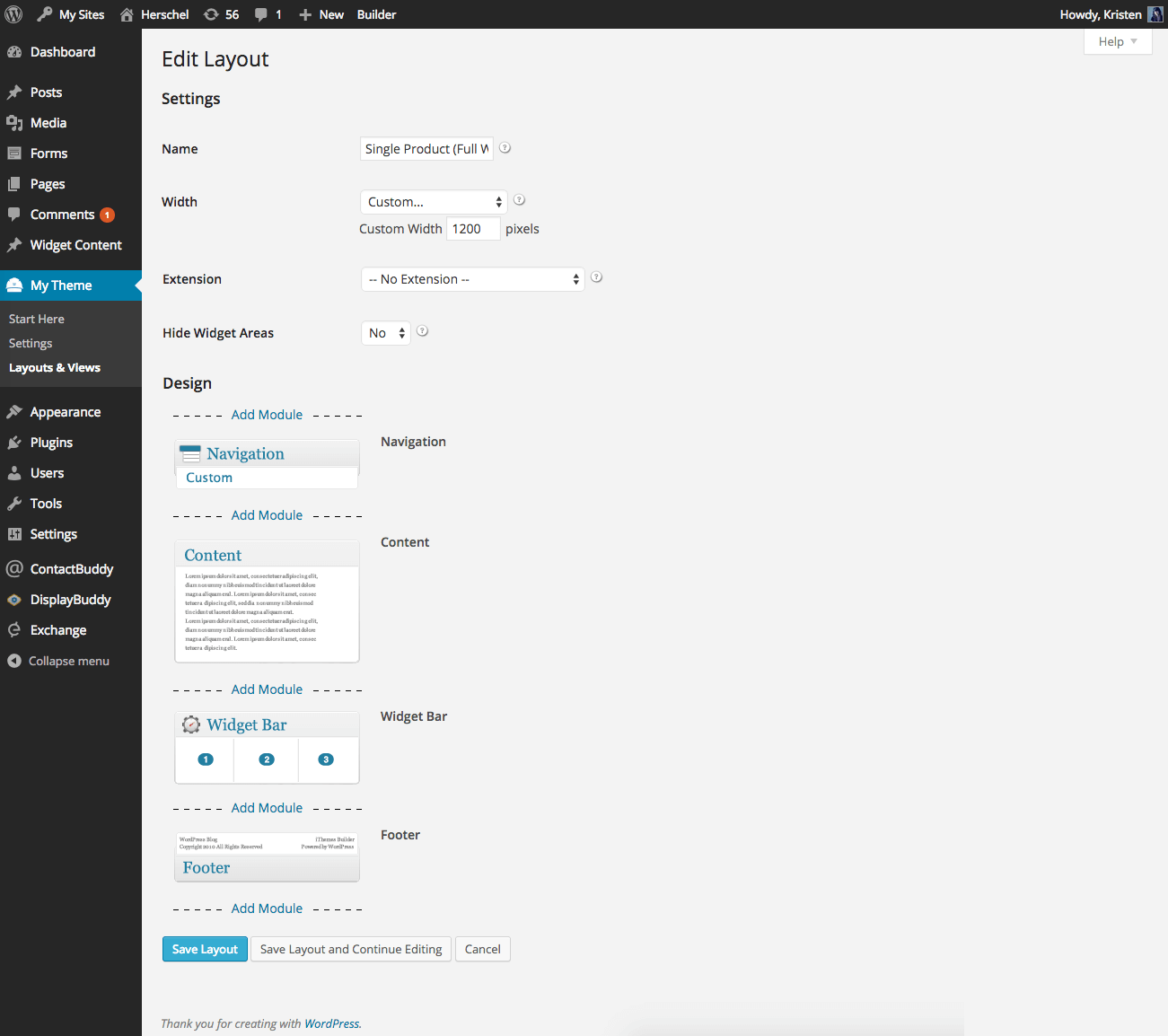 builder-wordpress-theme-layouts