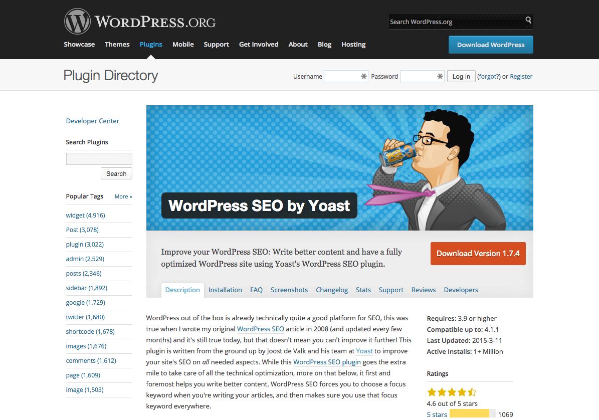 Security Vulnerability Found in WordPress SEO Plugin by Yoas