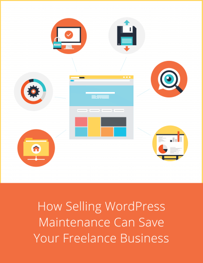 how-selling-wordpress-maintenance-can-save-freelance-business