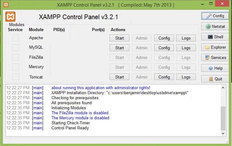 XAMPP-installation3
