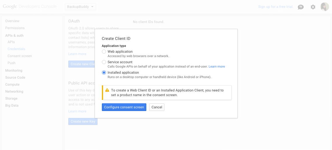 installed-application-google-drive