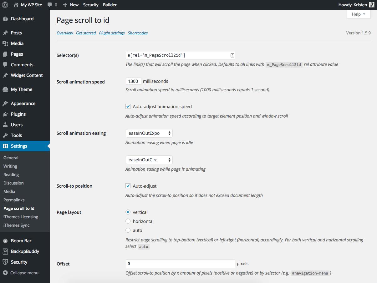 page-scroll-to-id-plugin