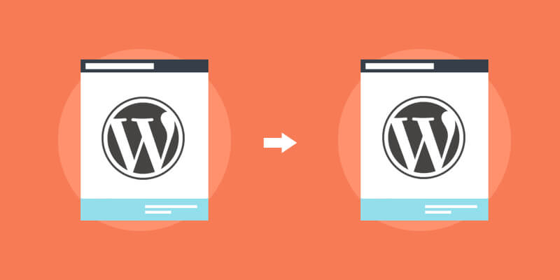 clone WordPress