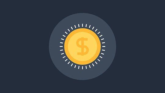 Vector illustration of pay per click flat design concept.