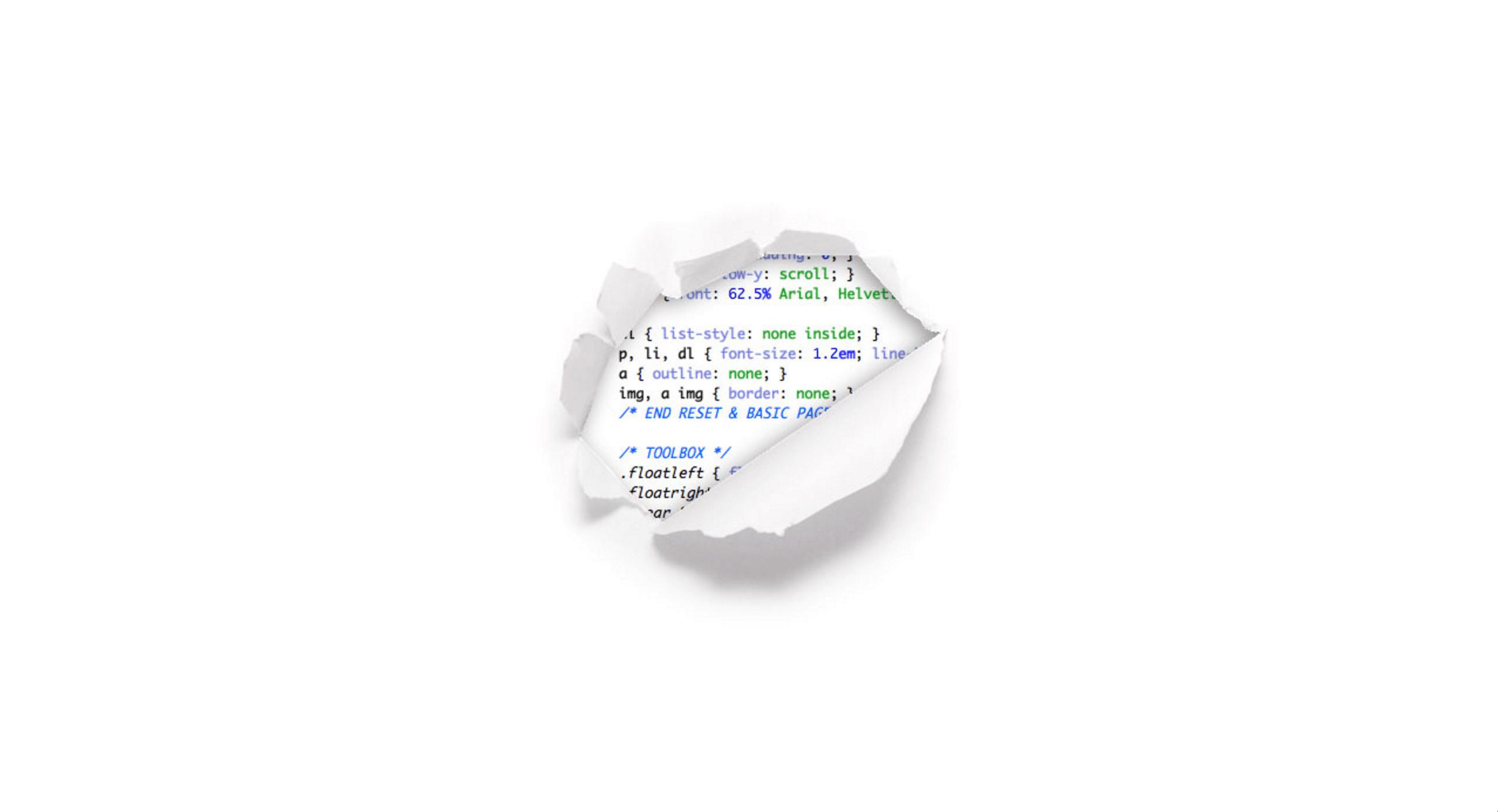 CSS-TRICKS 404 Page