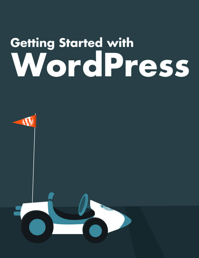 "How to Learn WordPress Ebook ""Getting Started with WordPress"""