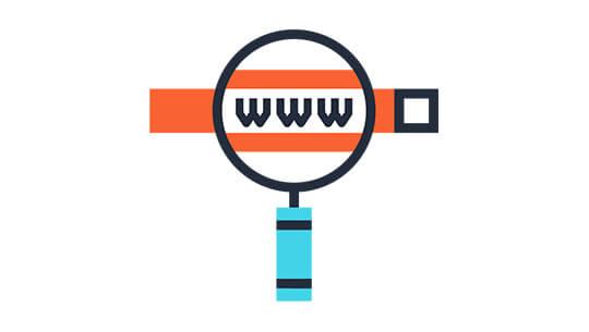 www in URL