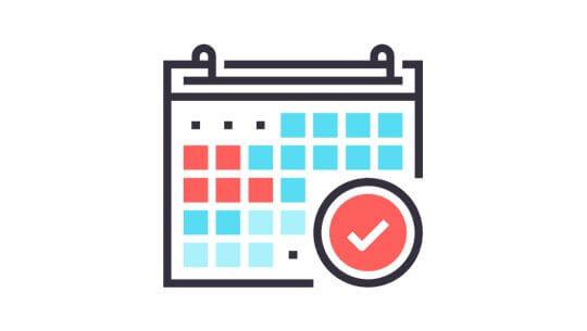 embrace calendar