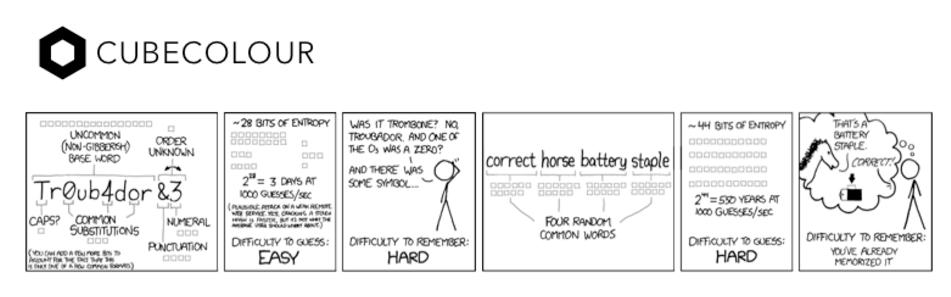 Correct Horse Battery Staple plugin
