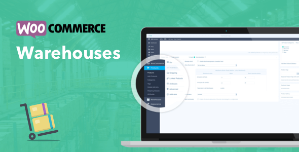 woocommerce warehouses