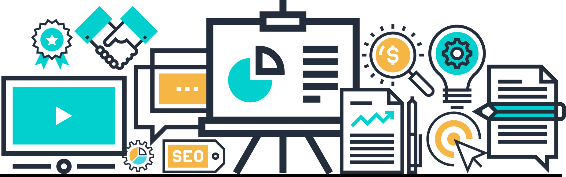 selling and managing SEO projects