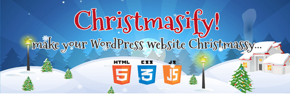 Christmasify plugin