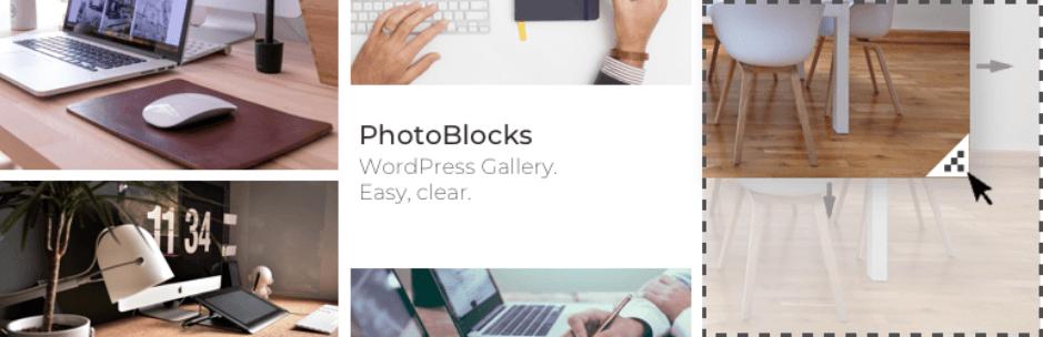 PhotoBlocks – Image Photo Grid Gallery