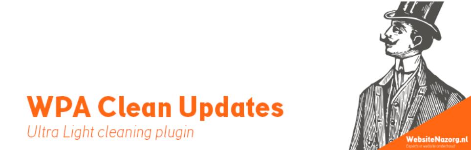 WPA Clean Updates