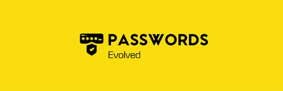 passwords evolved plugin