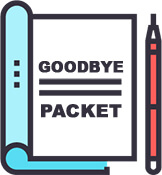 offboard clients with a goodbye packet