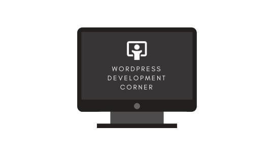 wordpress development corner