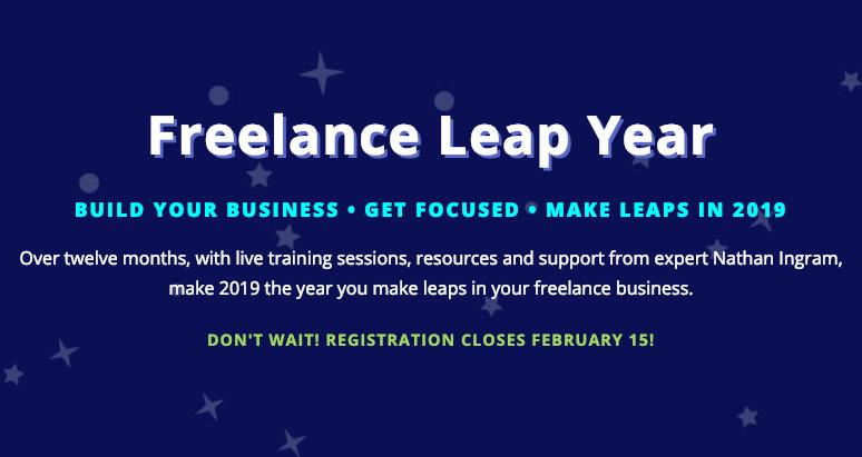 Freelance Leap Year