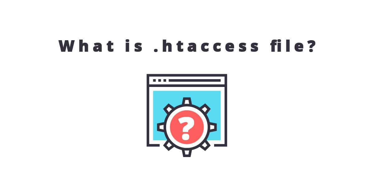what is .htaccess file?